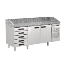 Стол холодильный для пиццы Modern-Expo NRA CAS