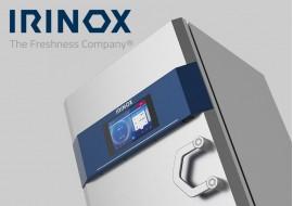 MultiFresh Next від Irinox – новий 100% єкологічний апарат шокової заморозки, який відрізняється повним індивідуальним налаштуванням.