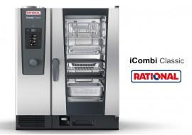 iCombi Classic - нові міцні, потужні та ефективні пароконвектомати від RATIONAL