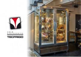 Tecfrigo. Холодильні шафи для сухого визрівання (витримки) м'яса