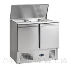 Холодильный стол для салатов TEFCOLD SA920