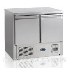 Холодильный стол для салатов TEFCOLD SA910