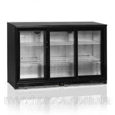 Барный холодильник TEFCOLD DB300S-3-P*(дефекты на корпусе)