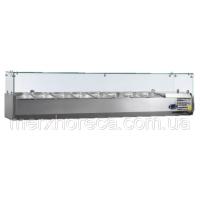 Витрина холодильная настольная Tefcold VK33-180-I