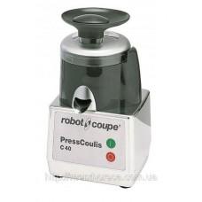 Соковыжималка-протирка ROBOT COUPE C40
