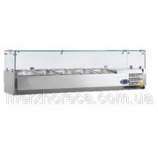 Витрина холодильная настольная Tefcold VK33-120