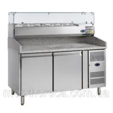 Стол холодильный для пиццы TEFCOLD-PT1200