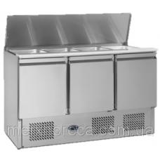 Холодильный стол для салатов TEFCOLD SA1365