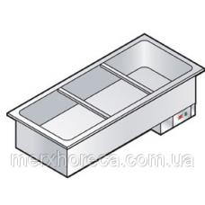 Подогреваемая ванна встраиваемая Emainox IBM3*