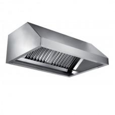 Зонт вытяжной пристенный Metaltecnica C1090160*
