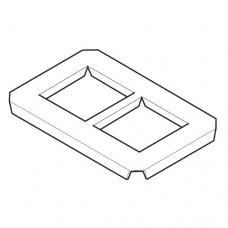 Вставка для плиты TECNOINOX 399532*