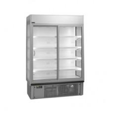Горка пристенная холодильная TEFCOLD MDS1400-P