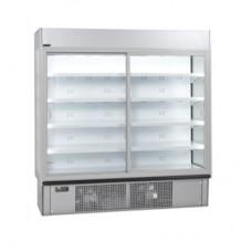 Горка пристенная холодильная TEFCOLD MDS1900-P