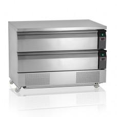 Холодильно/морозильный стол TEFCOLD UD2-3-P